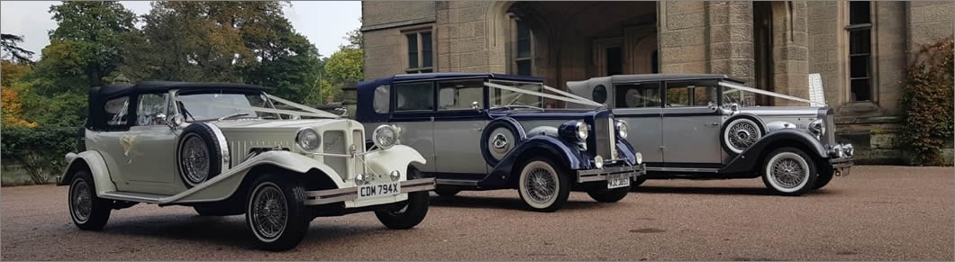 Anthony James Wedding Cars Stafford