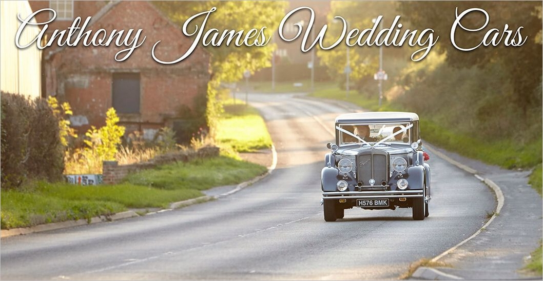 Anthony James Wedding Cars - Wedding Car Hire Stafford